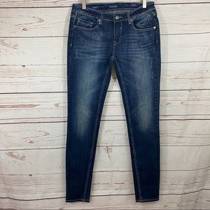 Vigoss Brooklyn Skinny Jean sz 28!